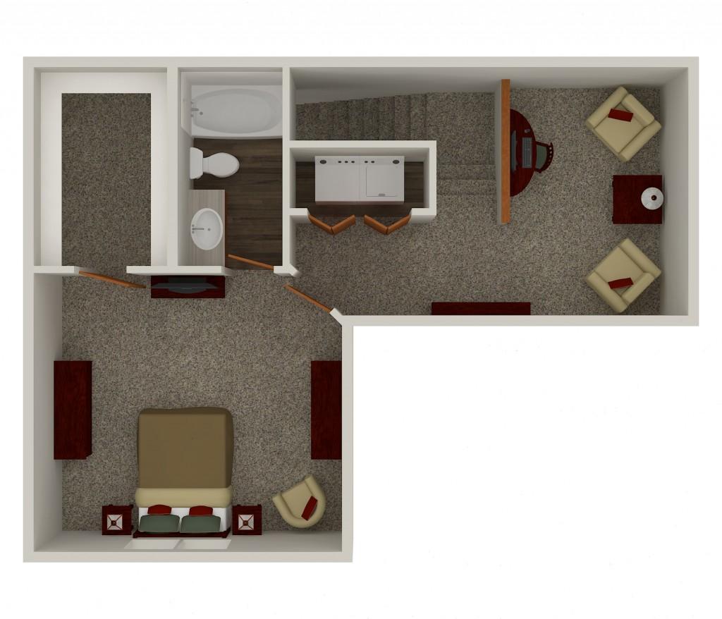 1 Bedroom Loft 1 5 Bathroom Select Companies