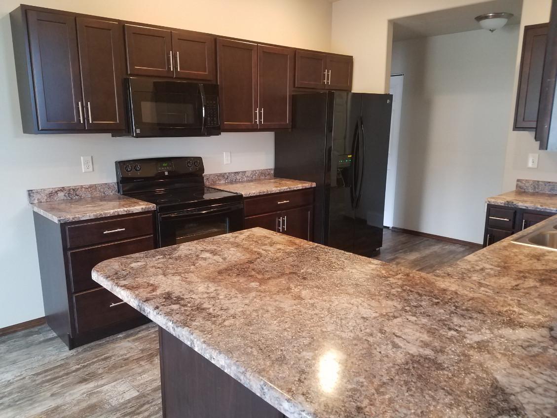 Southwoods Villas kitchen